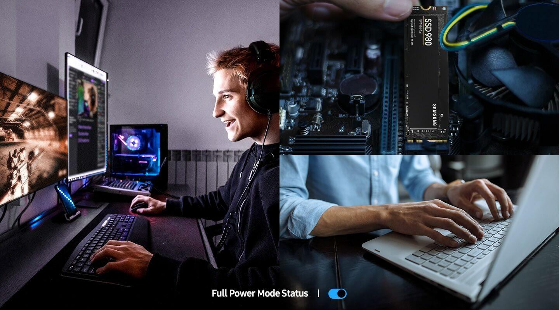 Samsung 980 NVMe M.2 PCIe 3.0 SSD